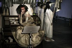 Den Bestialitetsteologiske Fakultetsgrunnlegging på Black Box Teater 2010 nr 1